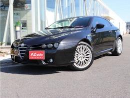 アルファ ロメオ アルファブレラ V6 3.2 JTS Q4 6速マニュアル 左ハンドル ナビ+地デジTV