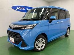 トヨタ タンク 1.0 G S 安全運転サポートシステム付