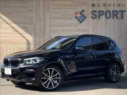 BMW X3 xドライブ20d Mスポーツ ディーゼルターボ 4WD アクティブクルーズ インテリセーフ ナビ