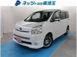 トヨタ ヴォクシー 2.0 ZS HDDナビ バックカメラ HIDライト