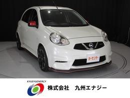 日産 マーチ 1.2 NISMO 純正ナビ・ETC・プッシュスタート