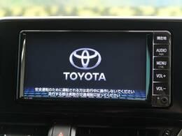 純正ナビ!!DVD再生や地デジTVの視聴も可能です☆高性能&多機能ナビでドライブも快適ですよ☆
