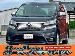 トヨタ ヴェルファイア 3.5 Z Gエディション 4WD 検5年8月 両側Pスラ Bカメ 関東仕入れ