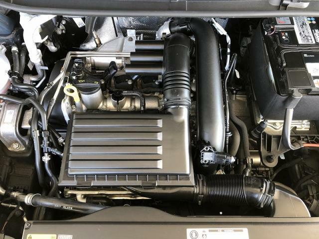 1.4TSIエンジン「直噴+過給」システムにより優れた燃焼効率と高トルクを発揮