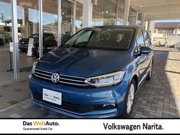 フォルクスワーゲン ゴルフトゥーラン TSI ハイライン VW認定中古車 NAVI ETC RVC