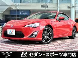 トヨタ 86 2.0 GT SDナビ ETC バックカメラ HID FLEVAタイヤ
