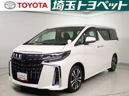 トヨタ アルファード 2.5 S Cパッケージ サポカー メモリーナビ ICS