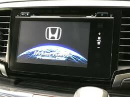 【純正ナビ】CD機能やTV視聴も可能ですので、ドライブもとても楽しくなりますね☆TVキャンセラーもオプションで注文可能です♪