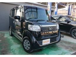 ホンダ N-BOX 660 G Lパッケージ 車検5年1月・外ナビTV・パワスラETC