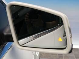 ●ブラインドアシストセンサー:視角からの車を感知し、ドライバーが車線変更を行う際に、警告音と共に注意を促してくれる安全機能です!
