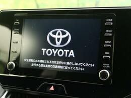 【トヨタ純正ディスプレイオーディオ】装着車!!使用したい機能をお好みで選択して頂くことでカスタマイズできます!詳しくはスタッフまで♪