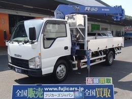 いすゞ エルフ クレーン4段 ラジコン 積載2000Kg