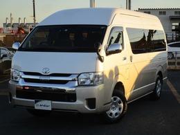 トヨタ ハイエース 2.7 グランドキャビン 4WD / ナビ&バックモニター装備