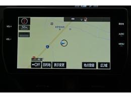 純正SDナビゲーション(NSZN-Z66T)  詳細地図も入っているので、初めて行く場所も道に迷うことなく安心です。