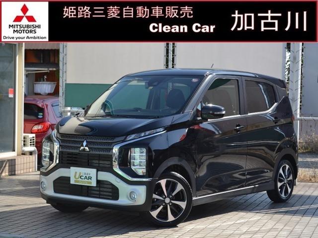 姫路三菱自動車クリ-ンカ-加古川です。当店在庫車のEKクロスをご覧頂き誠にありがとうございます。是非、最後までご覧ください。