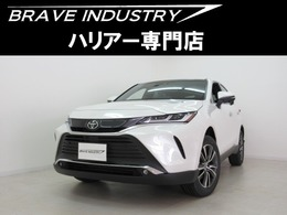 トヨタ ハリアー 2.0 G 新車Dミラ-前後ドラレコ BSM パワーバック