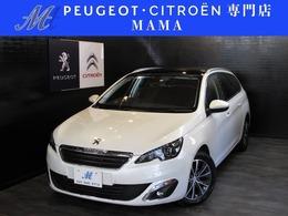 プジョー 308SW アリュール ブルーHDi ディーゼルターボ Peugeot&Citroenプロショップ