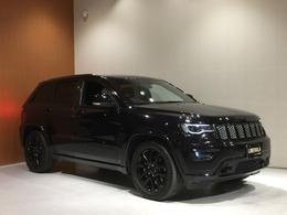 ジープ グランドチェロキー アルティチュード 4WD 200台限定 ブラックスエード/レザーシート