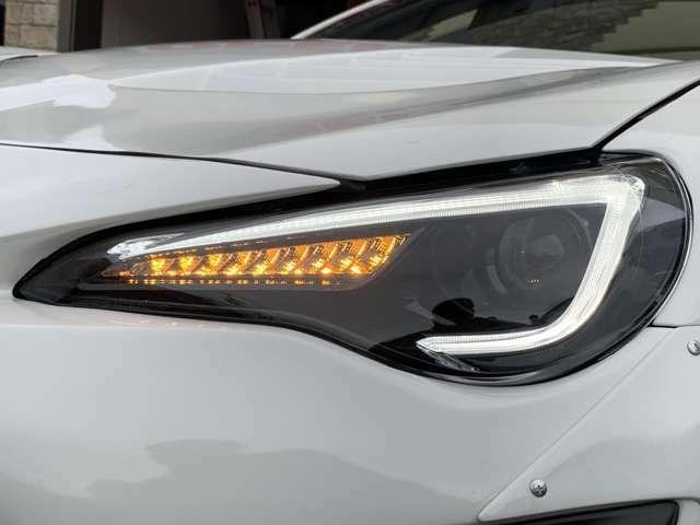 ☆新品ヘッドライト装着済み!流れるウインカー機能も搭載しております!