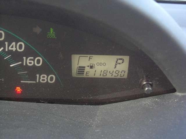 メーター!118490キロ!タイベル交換不要!