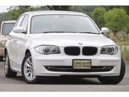 BMW 1シリーズ 116i 禁煙車 プッシュボタン