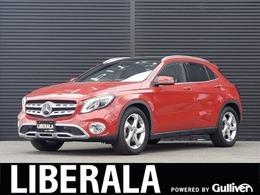 メルセデス・ベンツ GLAクラス GLA220 4マチック 4WD プレミアムPKG サンルーフ 黒革シート