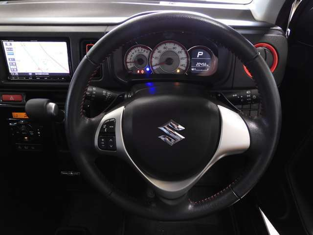 運転のしやすさと使いやすさにこだわった装備の数々が、快適なドライブを支えます☆