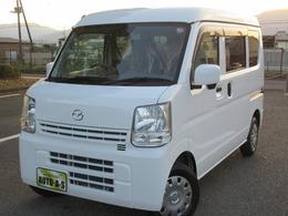 マツダ スクラム 660 PCスペシャル ハイルーフ 5AGS車 4WD 軽減レーダーブレーキサポート・ナビ/TV