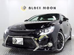 トヨタ マークX 2.5 250G リラックスセレクション G`sフェイス新品エアロ 新品AW 新品Hライト