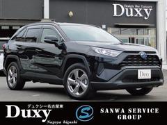 トヨタ RAV4 の中古車 2.5 ハイブリッド X 愛知県春日井市 300.0万円