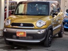 スズキ クロスビー 1.0 ハイブリッド MX スズキ セーフティ サポートパッケージ装着車 4WD LED プッシュスタート