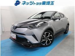 トヨタ C-HR ハイブリッド 1.8 G LED エディション Bluetooth ハーフレザーシート