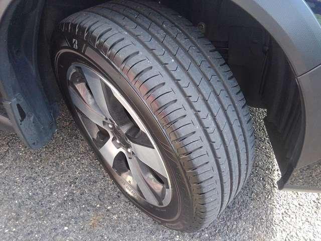 タイヤの溝もまだまだばっちり残っていますよ★