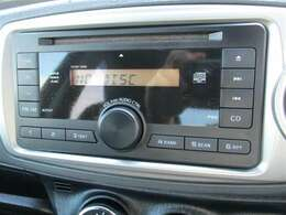 【オーディオ】 CD・ラジオが視聴できます。
