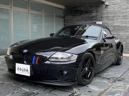 BMW Z4 ロードスター2.2i MARVINエアロリップウィングダウンMグリル