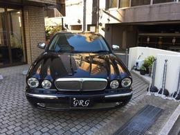 ジャガー XJ スーパーV8 ポートフォリオ