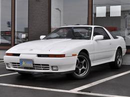トヨタ スープラ 2.5 GTツインターボ R ワイドボディ 純正レカロシート純正MOMOステアリング
