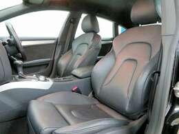 ■ナッパレーザーシート/パワーシート&ヒーター/納車時には除菌や消臭に効果のございます当店オリジナルのオゾンクリーニングを施工致します!