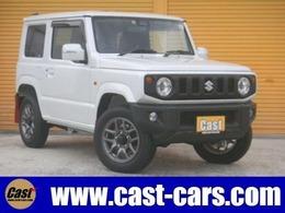 スズキ ジムニー 660 XC 4WD ターボ/ナビTV/Bluetooth/禁煙/LED/Bカメラ