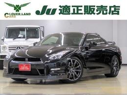 日産 GT-R 3.8 プレミアムエディション 4WD 純正HDDナビ・BOSE・ブレンボ・純正20AW