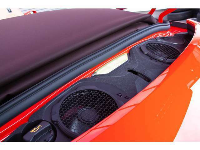 時速293キロ/hまで到達する911は0-100キロ/hは4.4秒と驚異の数値をたたき出します。当車両はスポーツクロノパッケージですので、0.2秒短縮されている仕様にチューンアップされております。