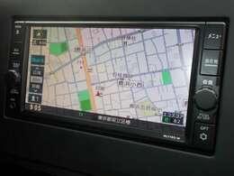 メモリーナビ MJ119D-W フルセグTV CD BluetoothAudio