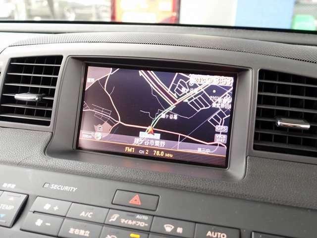 人気の日産地デジナビゲーション装備。車両情報の確認から車両・オーディオ設定可能な高性能モデル。お得な金額にて地デジフルセグチューナーのお取り付けも可能です。お気軽にご相談下さいませ