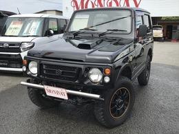 スズキ ジムニー 660 XLリミテッド 4WD リフトアップ 16アルミ 社外マフラー