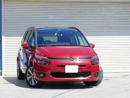 シトロエン グランドC4ピカソ エクスクルーシブ ワンオーナー 360度カメラ 自動駐車装置