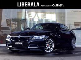 BMW Z4 sドライブ 20i ハイライン 純正ナビ 地デジ 黒革シートヒーター Bカメ