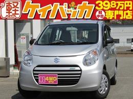 スズキ アルト 660 エコ L 4WD 純正CDオーディオ シートヒーター