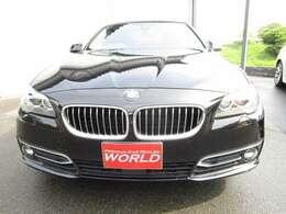 平成27年 BMW523i ラグジュアリー 修復歴無 禁煙車 走4.6万キロ サンルーフ 黒レザーシート HDDナビフルセグ Bカメラ