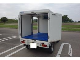 ダイハツ ハイゼットトラック -7度設定 中温冷凍車 4WD オートマ