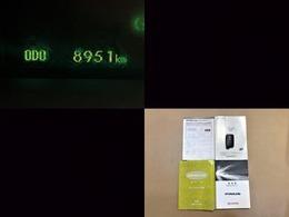 低走行8,900Km☆当社の在庫車両は新車時保証書・点検整備記録簿付きで安心の厳選車両◎お買得な一台で早い物勝ちです♪もちろん取扱説明書も揃っており前ユーザー様の丁寧な使い方が伺える一台です♪